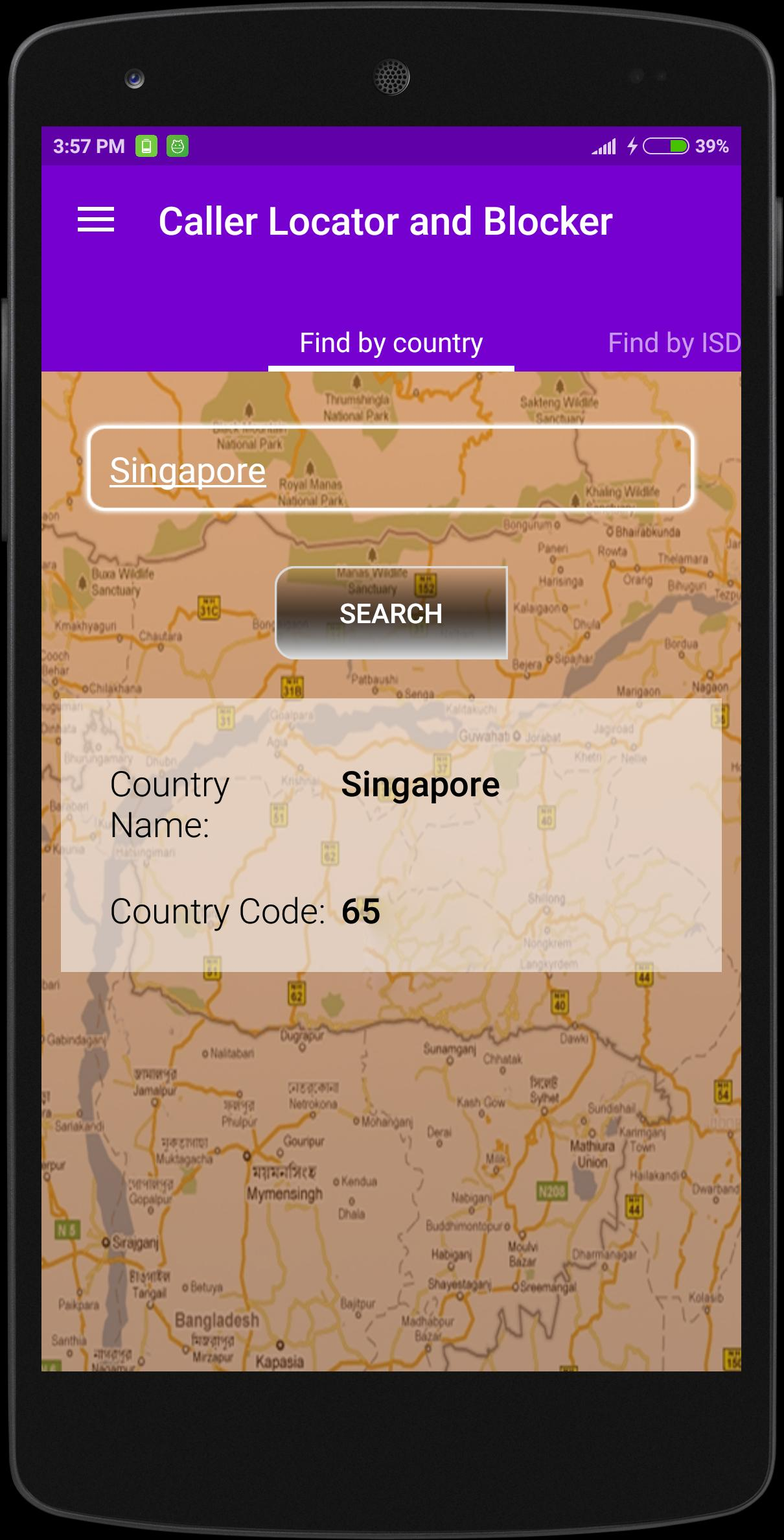 Mobile Caller ID, Blocker screenshot 6