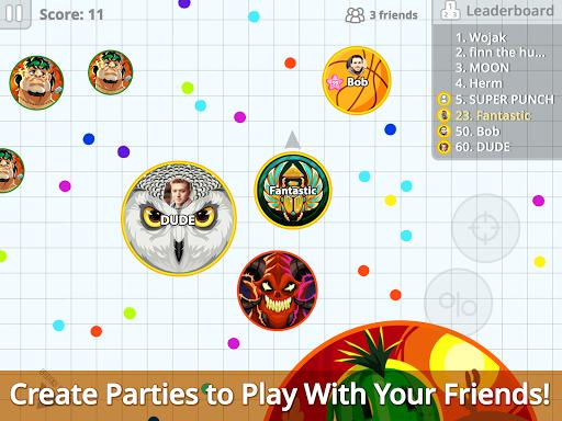 Agar.io screenshot 10