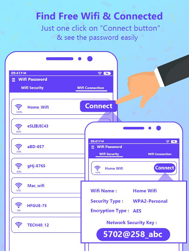 Wifi Password Master:Show All Wifi Password🔑 screenshot 3