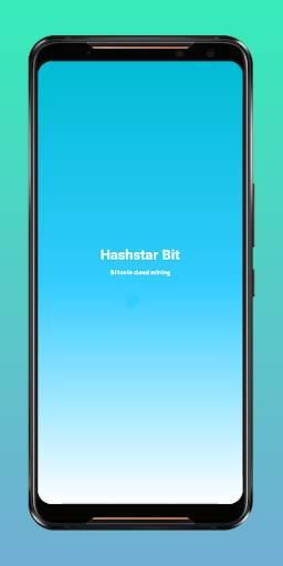 Hashstar Bit - Bitcoin Cloud Mining screenshot 1