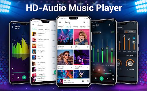 Music Player & Audio Player screenshot 8