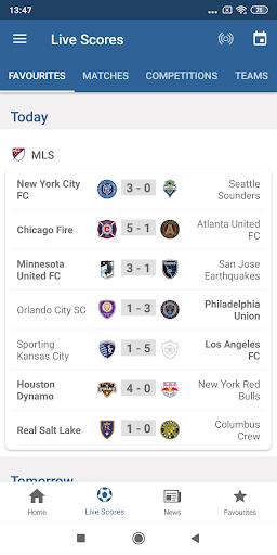 FIFA - Tournaments, Soccer News & Live Scores screenshot 3