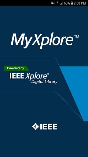MyXplore screenshot 1
