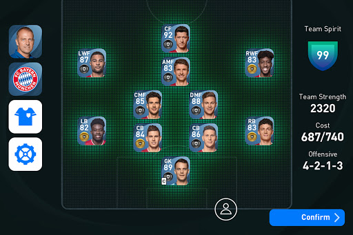 eFootball PES 2021 screenshot 7