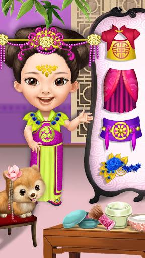 Pretty Little Princess - Dress Up, Hair & Makeup 5 تصوير الشاشة