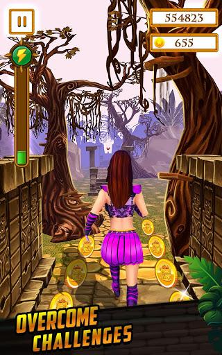 Scary Temple Final Run Lost Princess Running Game screenshot 8