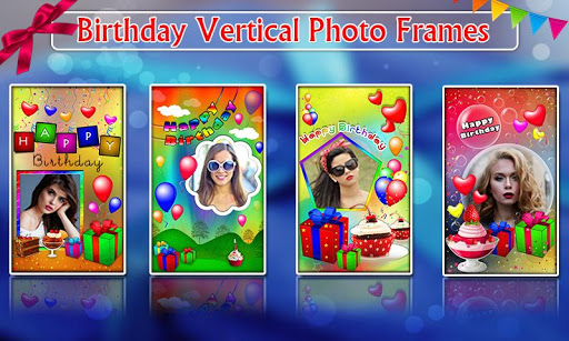 Birthday Photo Frames, Greetings and Cakes 2021 2 تصوير الشاشة