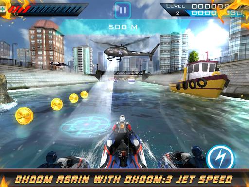 Dhoom:3 Jet Speed screenshot 5