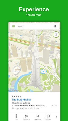 2GIS: directory, map, navigator without internet screenshot 3