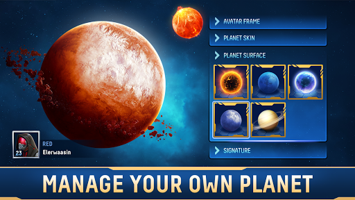 Stellar Age: MMO Strategy screenshot 1