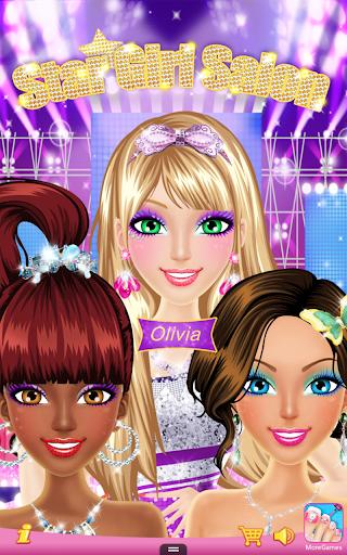 Star Girl Salon screenshot 1
