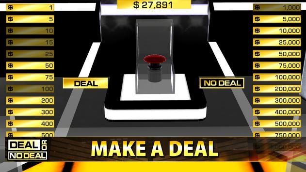 Deal or No Deal 4 تصوير الشاشة