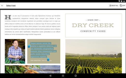 Google PDF Viewer screenshot 6