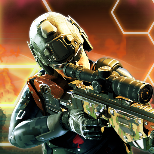 Kill Shot Bravo: Free 3D FPS Shooting Sniper Game أيقونة