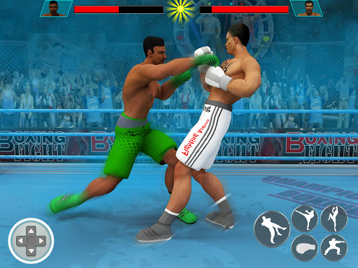 Real Punch Boxing Games: Kickboxing Super Star screenshot 9