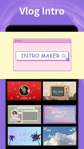 Intro Maker - music intro video editor screenshot 4