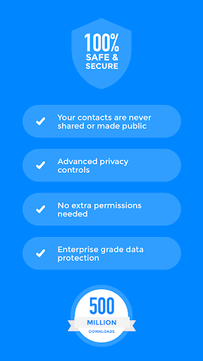 Truecaller -هوية المتصل والحظر 7 تصوير الشاشة