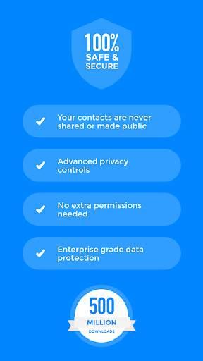 Truecaller -هوية المتصل والحظر screenshot 8