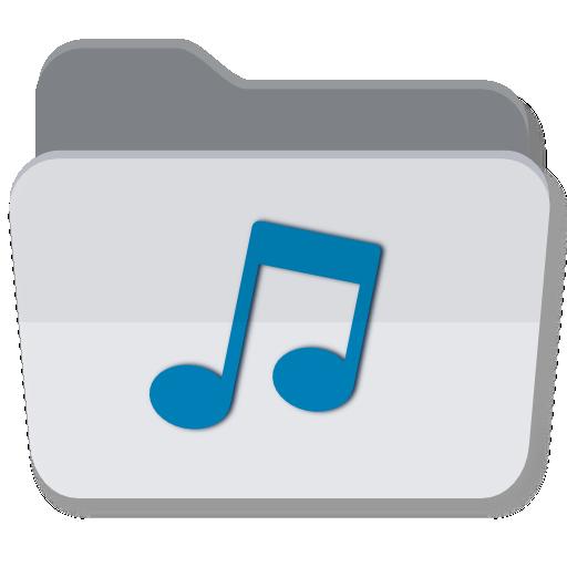 Music Folder Player Free أيقونة