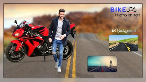Bike Photo Editor : Bike Photo Frames screenshot 2