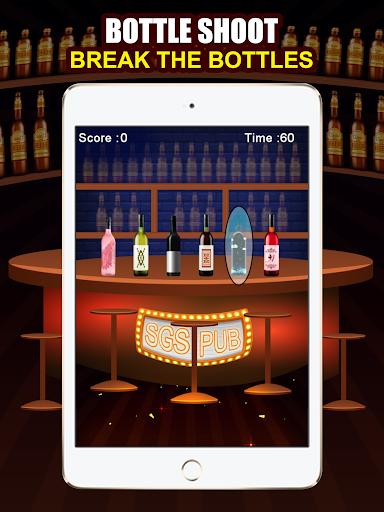 Bottle Shoot Game Forever screenshot 15