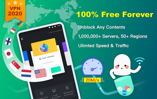 NetCapsule VPN | Free VPN Proxy, Fast VPN, Unblock screenshot 1