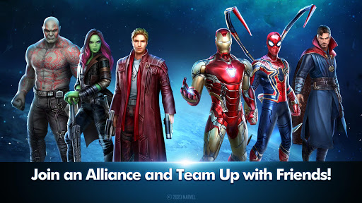 MARVEL Future Fight screenshot 5