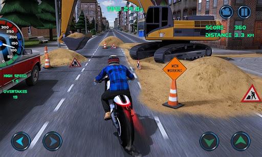 Moto Traffic Race 14 تصوير الشاشة