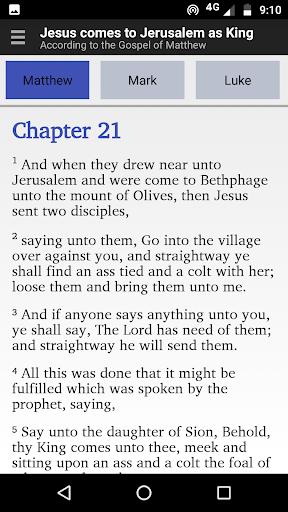 Holy Bible screenshot 6