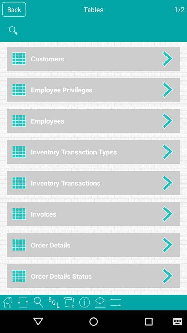 AccessProg - Access Client screenshot 3