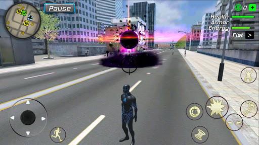 Black Hole Hero : Vice Vegas Rope Mafia screenshot 4