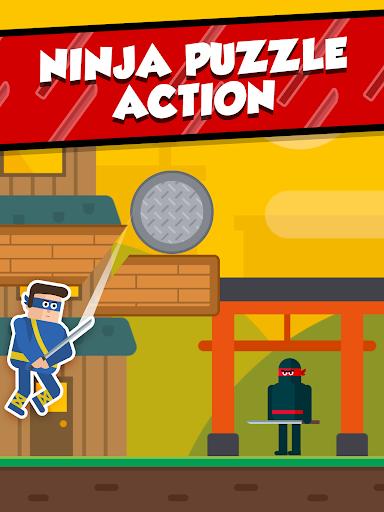Mr Ninja - Slicey Puzzles screenshot 9