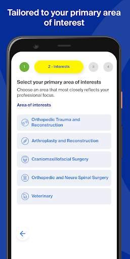 myAO - Transforming surgery together screenshot 3