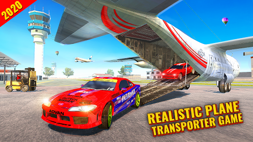 Airplane Pilot Car Transporter: Airplane Simulator screenshot 1