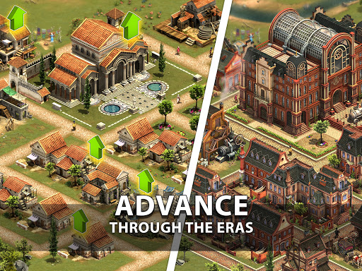 Forge of Empires: Build your City screenshot 3