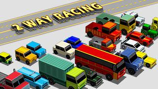 2Way Racing3D screenshot 1