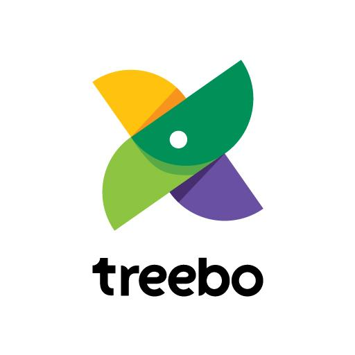 Treebo: Hotel Booking App | Book Safe Stays أيقونة