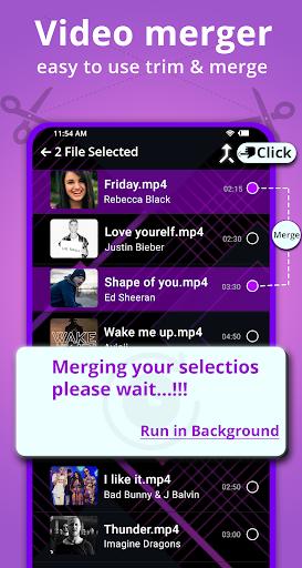 Video Cutter - Music Cutter, Ringtone maker screenshot 4