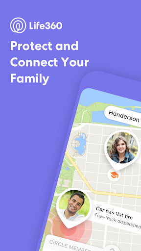Life360: Family Locator & GPS Tracker for Safety screenshot 1