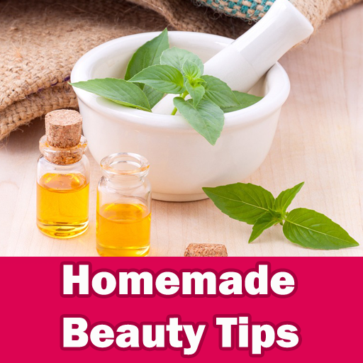 Homemade Beauty Tips icon