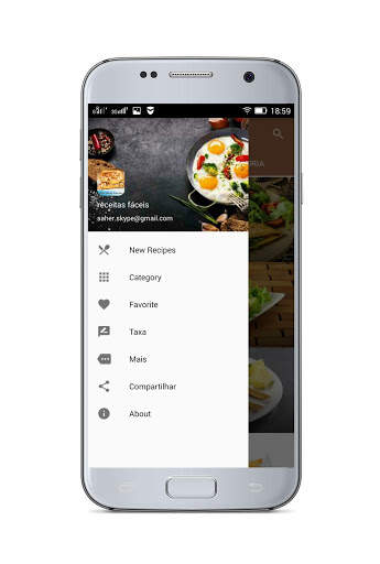Receitas Fáceis - Receitas Simples e Deliciosas screenshot 6