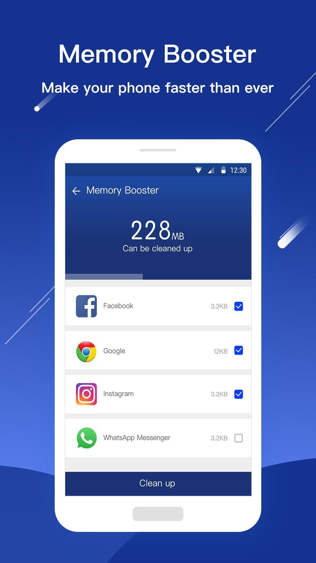 Phone Cleaner Guard -  Booster & Cleaner screenshot 3