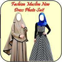 Fashion Muslim New Dress Photo Suit on 9Apps