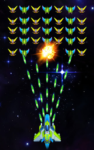 Galaxy Invaders: Alien Shooter -Free Shooting Game 9 تصوير الشاشة