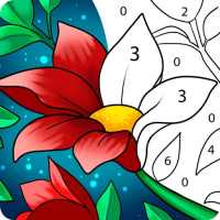 Paint by Number: Free Coloring Games - Color Book on 9Apps