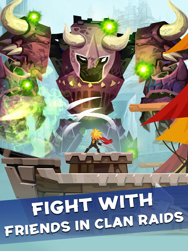 Tap Titans 2: Legends & Mobile Heroes Clicker Game 10 تصوير الشاشة
