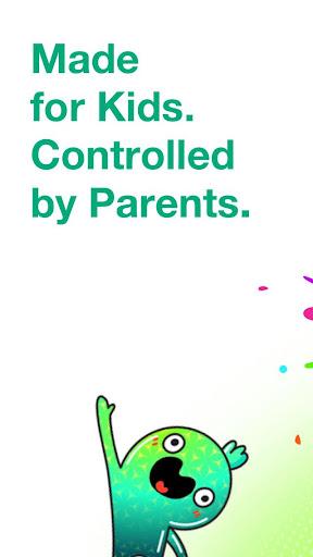 Messenger Kids – The Messaging App for Kids screenshot 1