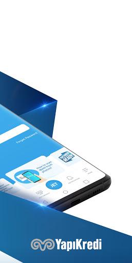 Yapı Kredi Mobile 2 تصوير الشاشة