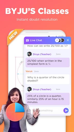 BYJU'S – The Learning App 1 تصوير الشاشة