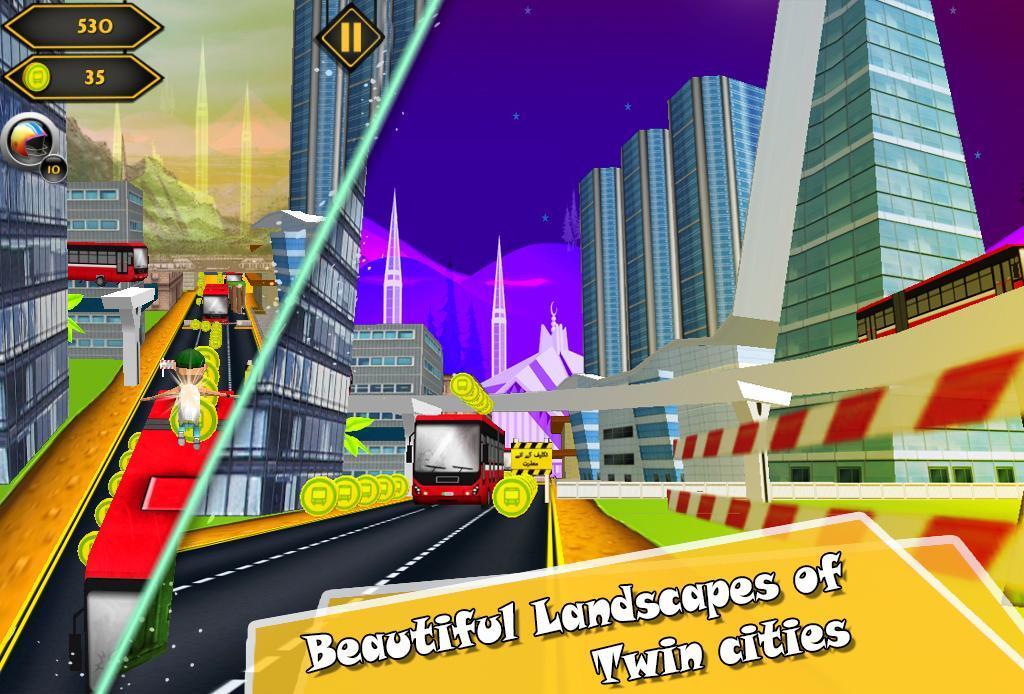 Extreme Metro Run 10 تصوير الشاشة